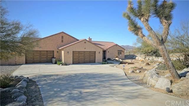 57355 Sierra Way, Yucca Valley, CA 92284 (#JT20064663) :: Go Gabby