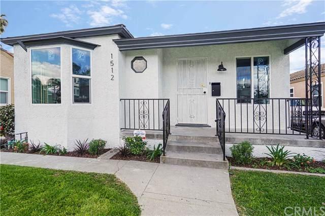1512 E Poinsettia Street, Long Beach, CA 90805 (#PW20064674) :: Steele Canyon Realty
