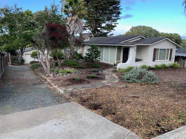 1060 Jewell Avenue, Pacific Grove, CA 93950 (#ML81788019) :: Crudo & Associates