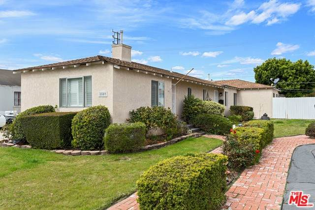8507 Kittyhawk Avenue, Los Angeles (City), CA 90045 (#20561784) :: Team Tami