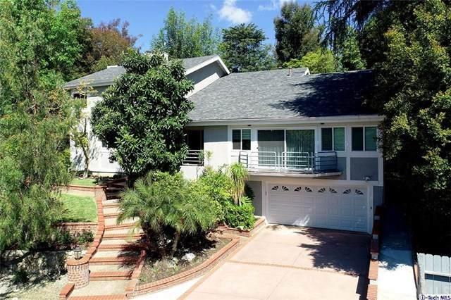 1521 Riendo Lane, La Canada Flintridge, CA 91011 (#320001167) :: Fred Sed Group
