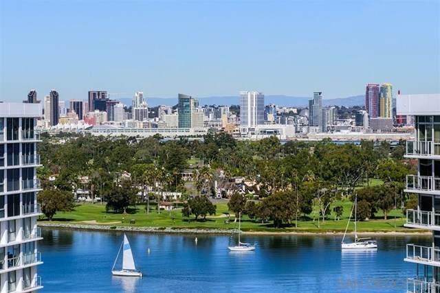 1830 Avenida Del Mundo Ph 1802, Coronado, CA 92118 (#200014965) :: Berkshire Hathaway HomeServices California Properties