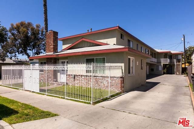 445 E 55TH Street, Long Beach, CA 90805 (#20567314) :: Steele Canyon Realty