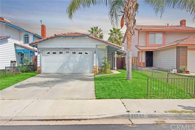 11826 Wild Flax Lane, Moreno Valley, CA 92557 (#CV20065026) :: American Real Estate List & Sell