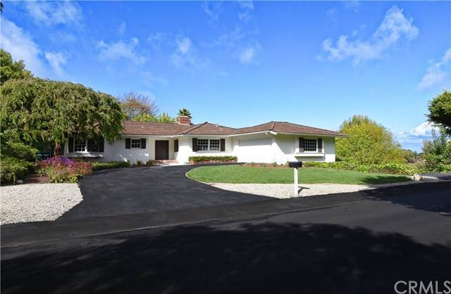 28752 Crestridge Road, Rancho Palos Verdes, CA 90275 (#SB20062117) :: Millman Team