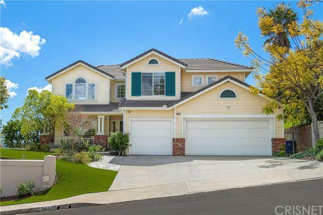24518 Stonegate Drive, West Hills, CA 91304 (#SR20065037) :: Cal American Realty