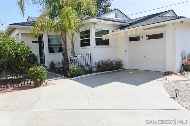 8418 Denton St, La Mesa, CA 91942 (#200015018) :: Steele Canyon Realty