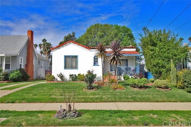 3209 Dorchester Avenue, El Sereno, CA 90032 (#SR20064835) :: Team Tami