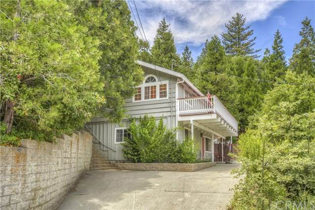 236 Weisshorn Drive, Crestline, CA 92325 (#EV20065110) :: Allison James Estates and Homes