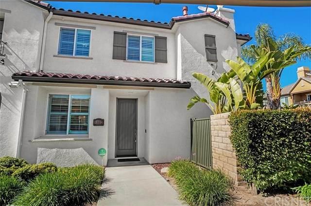28354 Casselman Lane #390, Saugus, CA 91350 (#SR20062801) :: Crudo & Associates