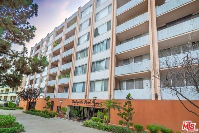 421 S La Fayette Park Place #403, Los Angeles (City), CA 90057 (#20567480) :: Steele Canyon Realty
