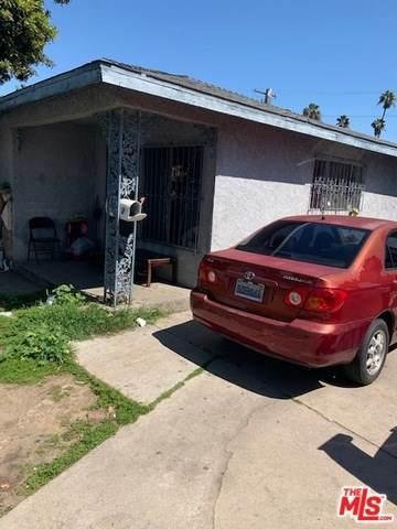 2036 Martin Luther King Jr Avenue, Long Beach, CA 90806 (#20567488) :: Crudo & Associates