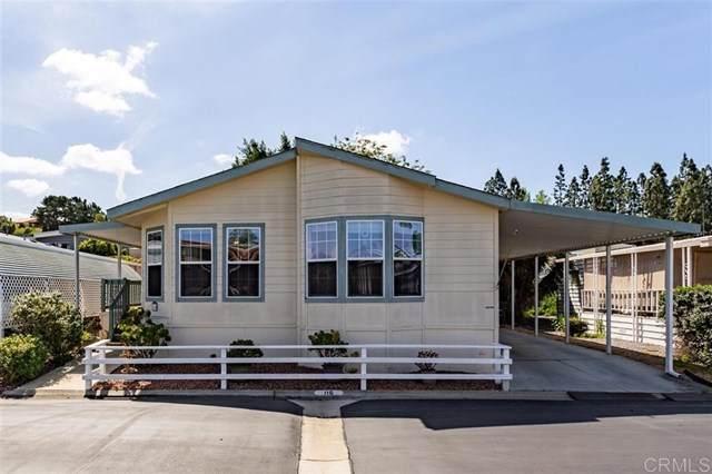 2130 Sunset Dr #116, Vista, CA 92081 (#200015069) :: RE/MAX Estate Properties