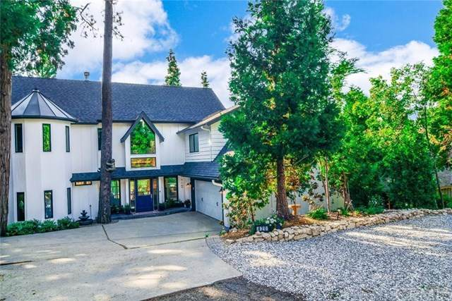 420 Golf Course Road, Lake Arrowhead, CA 92352 (#EV20065326) :: Cal American Realty
