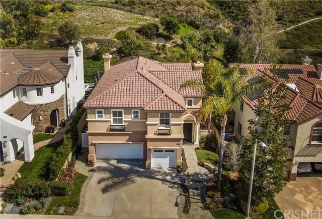 6195 Deerhill Road, Oak Park, CA 91377 (#SR20065332) :: Allison James Estates and Homes