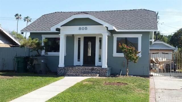 805 S Ross Street, Santa Ana, CA 92701 (#DW20054491) :: Re/Max Top Producers