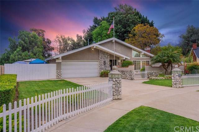 4942 E Gayann Drive, Anaheim Hills, CA 92807 (#OC20065061) :: The Laffins Real Estate Team