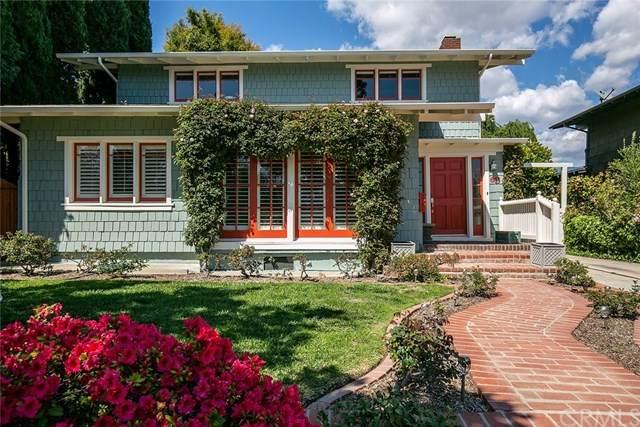 611 Alpine Street, Pasadena, CA 91106 (#TR20065506) :: Apple Financial Network, Inc.