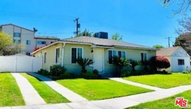 6718 Van Noord Avenue, North Hollywood, CA 91606 (#20567598) :: Fred Sed Group