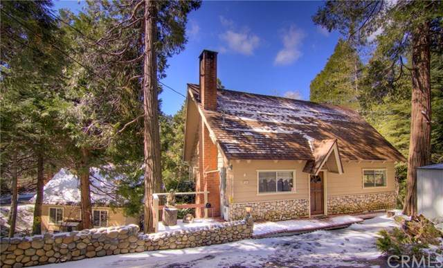 289 B Lane, Lake Arrowhead, CA 92352 (#EV20065524) :: Cal American Realty