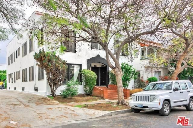 530 N Spaulding Avenue, Los Angeles (City), CA 90036 (#20567618) :: Team Tami
