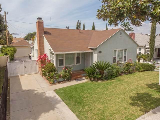 3801 Buckingham Road, Los Angeles (City), CA 90008 (#PW20060846) :: Cal American Realty