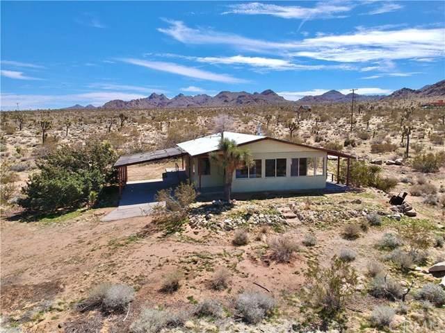 8729 Rock Haven Road, Joshua Tree, CA 92252 (#JT20065594) :: The Laffins Real Estate Team