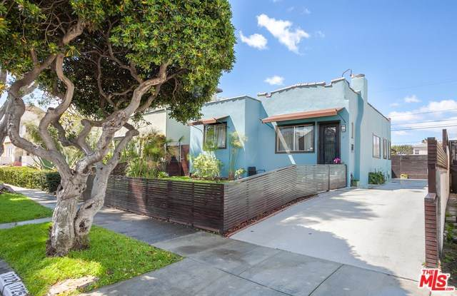 1725 S Sycamore Avenue, Los Angeles (City), CA 90019 (#20567264) :: Steele Canyon Realty