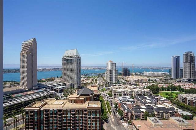 550 Front St. #2203, San Diego, CA 92101 (#200015133) :: A G Amaya Group Real Estate