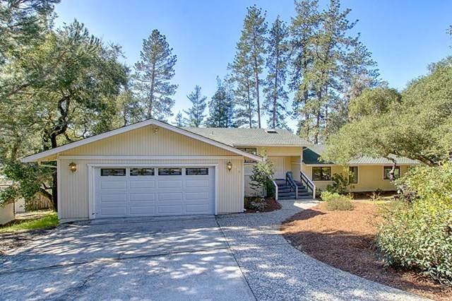 208 Hidden Glen Drive, Scotts Valley, CA 95066 (#ML81787262) :: Berkshire Hathaway HomeServices California Properties