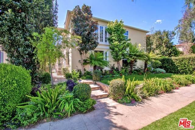 842 12TH Street #1, Santa Monica, CA 90403 (#20567610) :: Berkshire Hathaway HomeServices California Properties