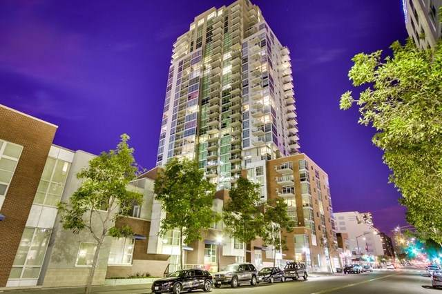 540 9Th Ave Th104, San Diego, CA 92101 (#200015147) :: A G Amaya Group Real Estate