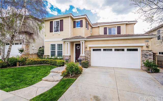 29266 Discovery Ridge Drive, Saugus, CA 91390 (#SR20065769) :: The Brad Korb Real Estate Group
