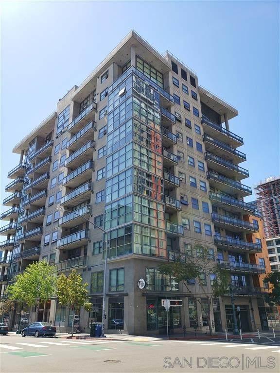 1494 Union St #203, San Diego, CA 92101 (#200015158) :: A G Amaya Group Real Estate