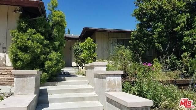 3535 Vista Haven Road, Sherman Oaks, CA 91403 (#20565496) :: American Real Estate List & Sell