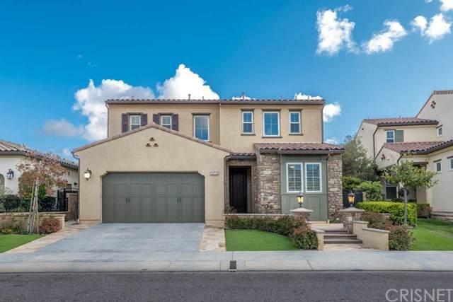 20736 Veneto Way, Porter Ranch, CA 91326 (#SR20065486) :: RE/MAX Empire Properties