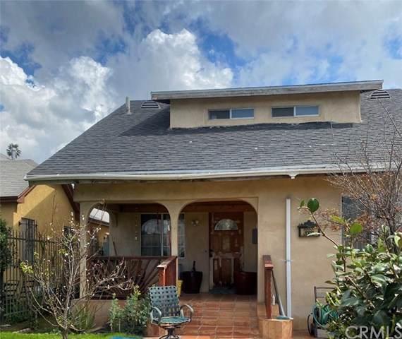 3666 5th Avenue, Los Angeles (City), CA 90018 (#CV20065824) :: American Real Estate List & Sell