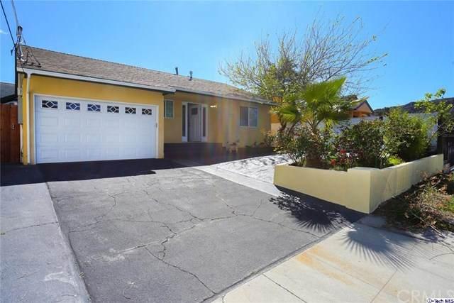 10442 Jardine Avenue, Sunland, CA 91040 (#320001175) :: The Brad Korb Real Estate Group