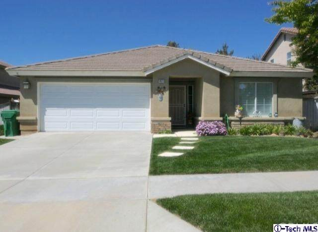 1471 Augusta Street, Beaumont, CA 92223 (#320001174) :: Team Tami