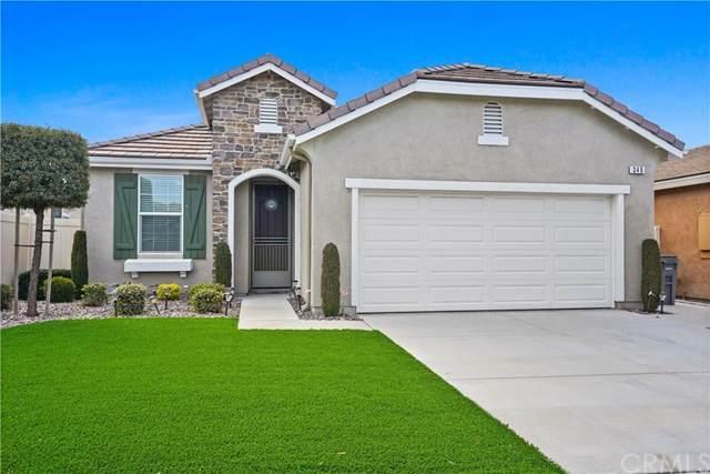 245 Box Springs, Beaumont, CA 92223 (#CV20065568) :: Allison James Estates and Homes