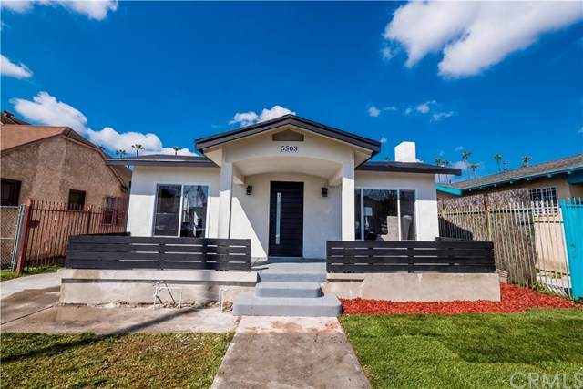 5503 S Wilton Place, Los Angeles (City), CA 90062 (#CV20065571) :: Case Realty Group