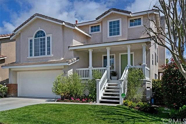 58 Deerborn Drive, Aliso Viejo, CA 92656 (#OC20066086) :: Team Tami