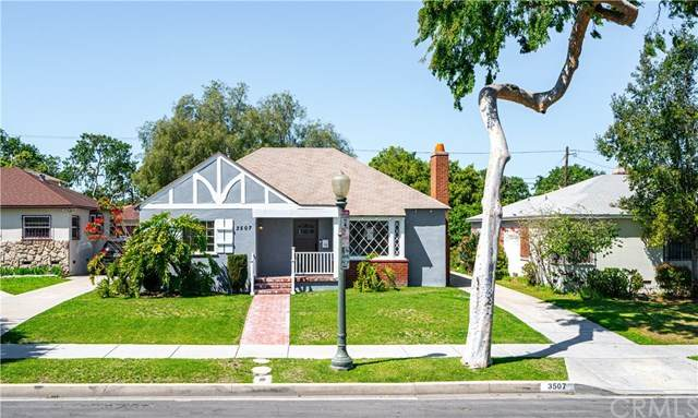 3507 S Sycamore Avenue, Los Angeles (City), CA 90016 (#PW20065495) :: Steele Canyon Realty