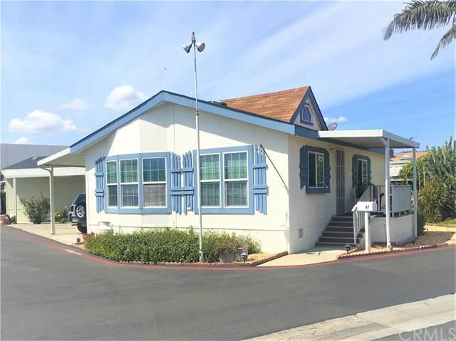 47 Spruce #47, Anaheim, CA 92801 (#OC20066116) :: Z Team OC Real Estate