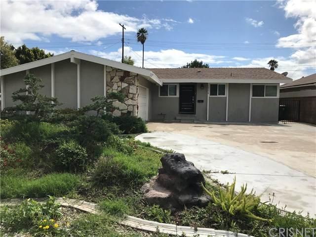 18614 Liggett Street, Northridge, CA 91324 (#SR20066142) :: Fred Sed Group