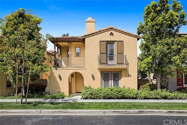 76 Canopy, Irvine, CA 92603 (#TR20065959) :: Case Realty Group