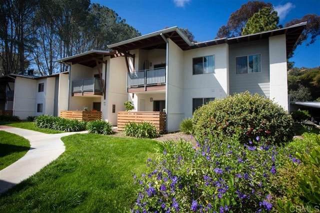 1660 S El Camino Real G203, Encinitas, CA 92024 (#200015230) :: Cal American Realty