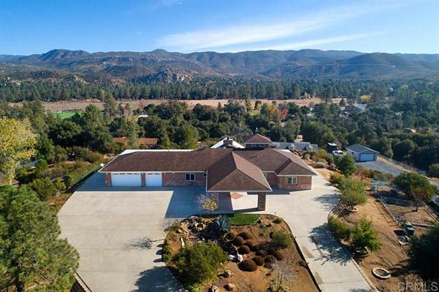 28718 Top Of The Pines Ln, Pine Valley, CA 91962 (#200015241) :: Wendy Rich-Soto and Associates