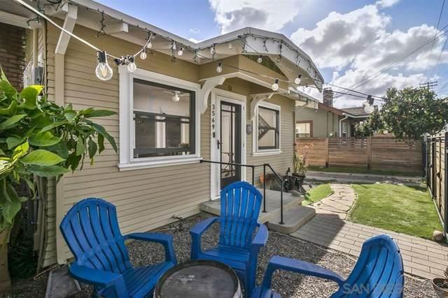 3569 Wightman Street, San Diego, CA 92104 (#200015240) :: Cal American Realty