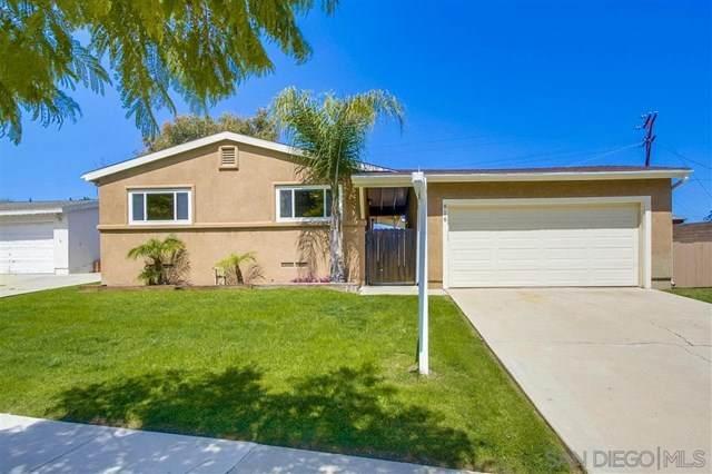 818 Palomar Ave, El Cajon, CA 92020 (#200015253) :: Steele Canyon Realty